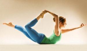 Залы для йоги